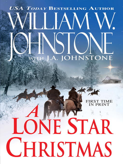 Title details for A Lone Star Christmas by William W. Johnstone - Wait list