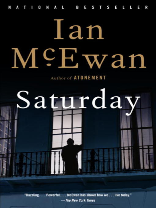 Title details for Saturday by Ian McEwan - Available