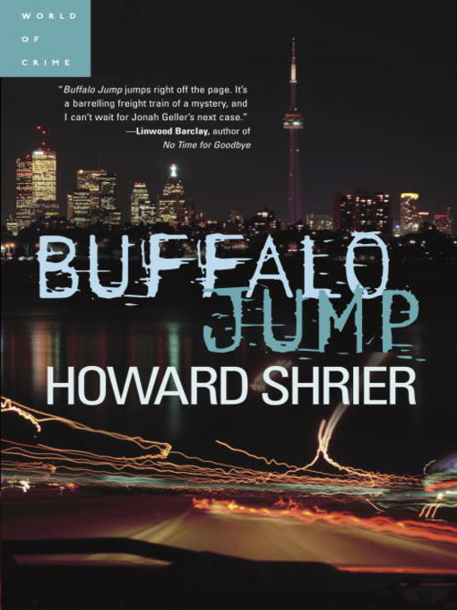 Title details for Buffalo Jump by Howard Shrier - Available