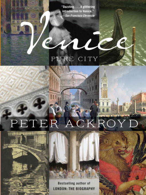 Title details for Venice by Peter Ackroyd - Wait list