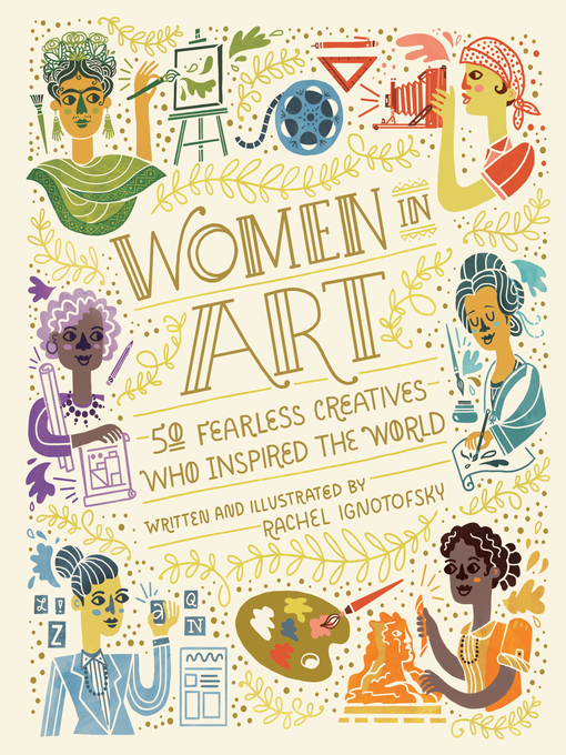 Title details for Women in Art by Rachel Ignotofsky - Available