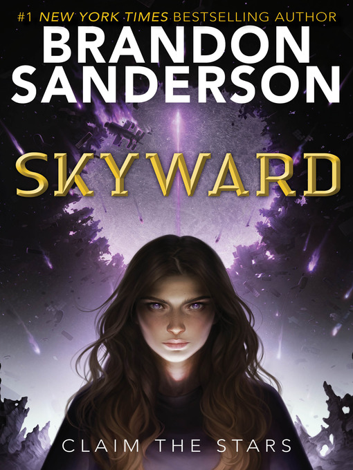 Title details for Skyward by Brandon Sanderson - Available