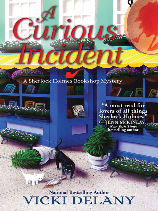 Title details for A Curious Incident by Vicki Delany - Wait list