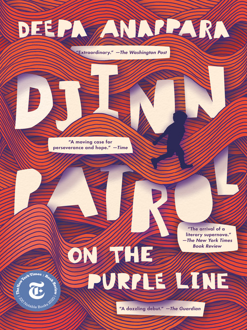Title details for Djinn Patrol on the Purple Line by Deepa Anappara - Wait list