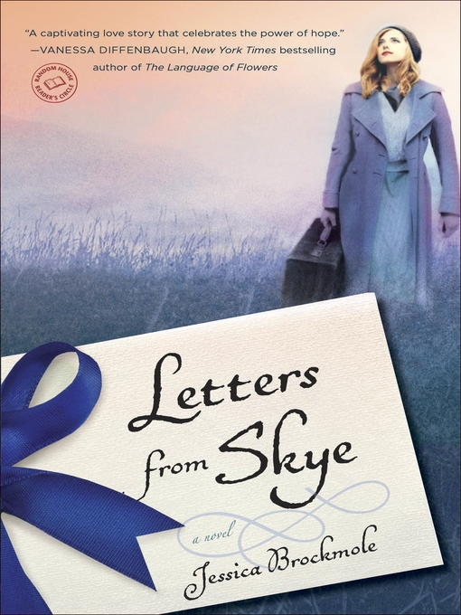 Title details for Letters from Skye by Jessica Brockmole - Available