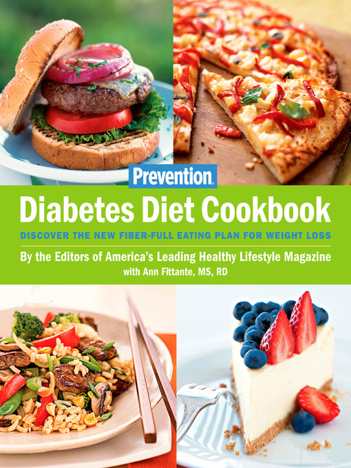 Title details for Prevention Diabetes Diet Cookbook by The Editors of Prevention - Wait list