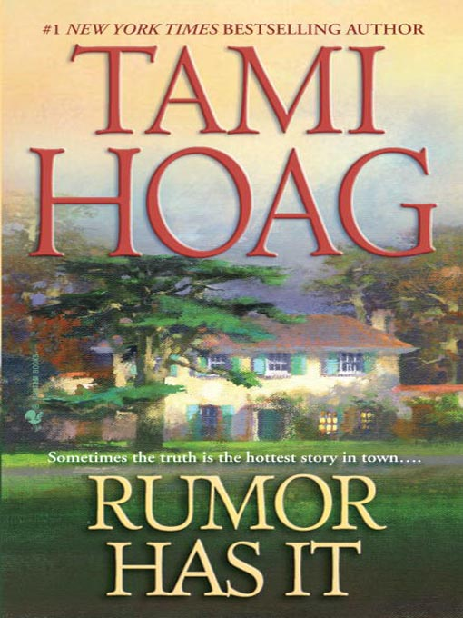 Title details for Rumor Has It by Tami Hoag - Wait list
