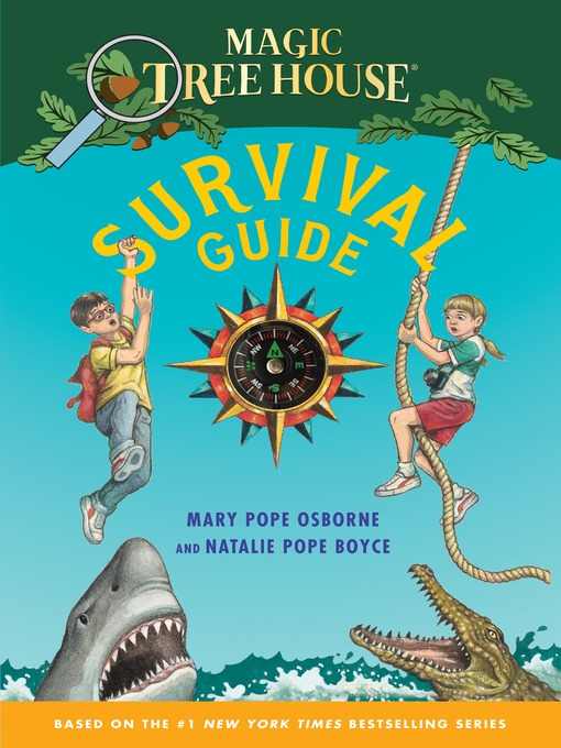 Title details for Magic Tree House Survival Guide by Mary Pope Osborne - Wait list