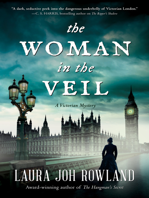 Title details for The Woman in the Veil by Laura Joh Rowland - Wait list