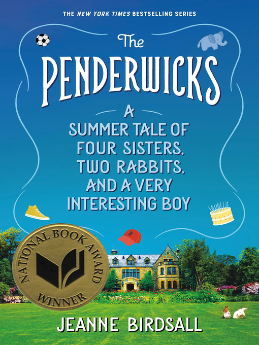 Cover of The Penderwicks