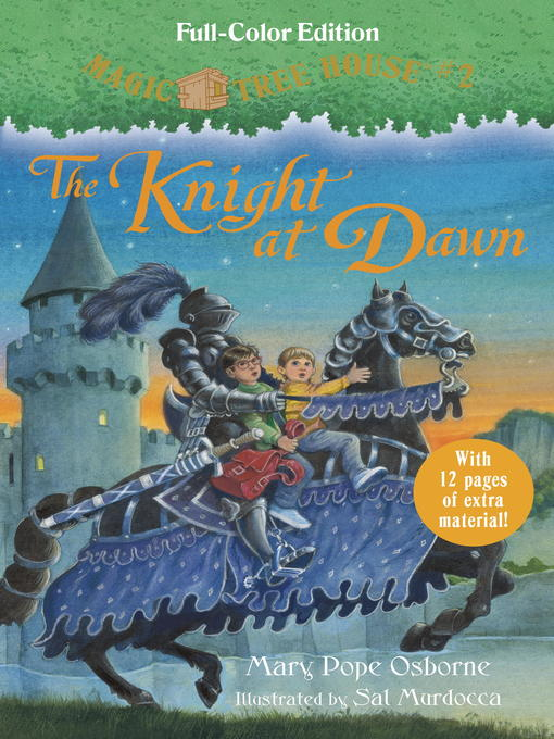 Title details for The Knight at Dawn by Mary Pope Osborne - Wait list