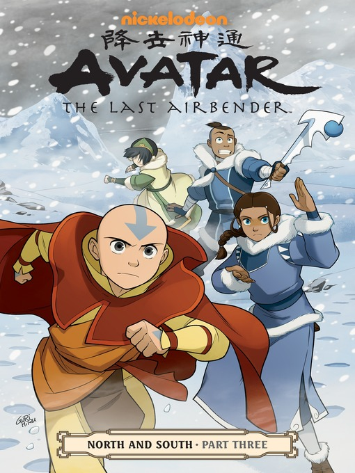 Cover image for Avatar: The Last Airbender - North and South (2016), Part Three