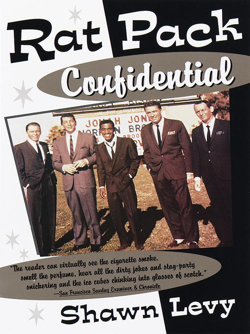 Title details for Rat Pack Confidential by Shawn Levy - Wait list