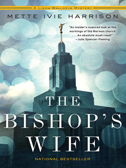 Title details for The Bishop's Wife by Mette Ivie Harrison - Wait list