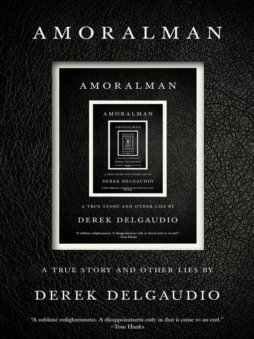 Title details for AMORALMAN by Derek DelGaudio - Available