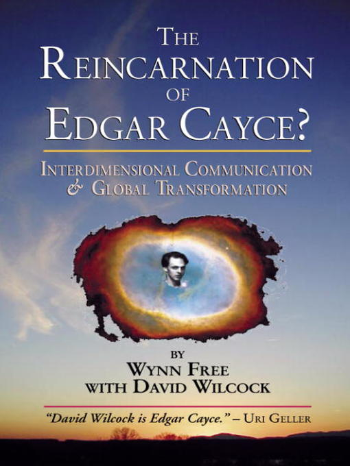 The Reincarnation of Edgar Cayce? - Lackawanna County Library System