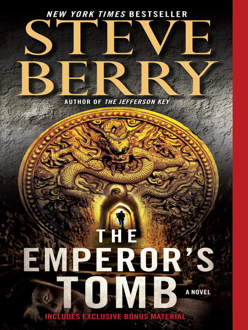 Title details for The Emperor's Tomb by Steve Berry - Available