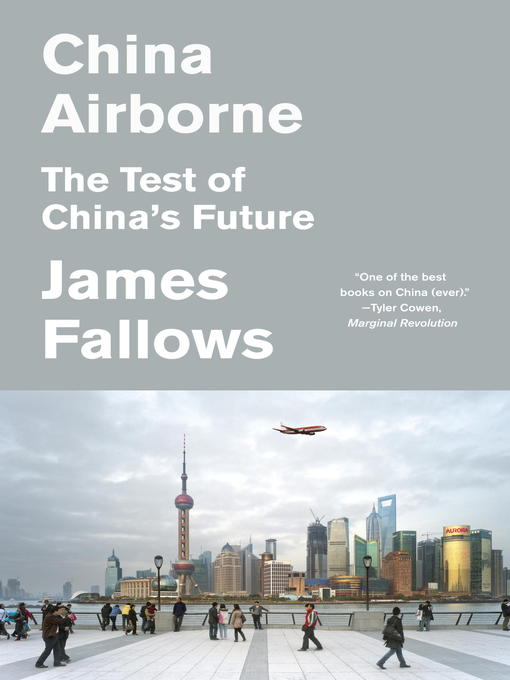 Cover of China Airborne