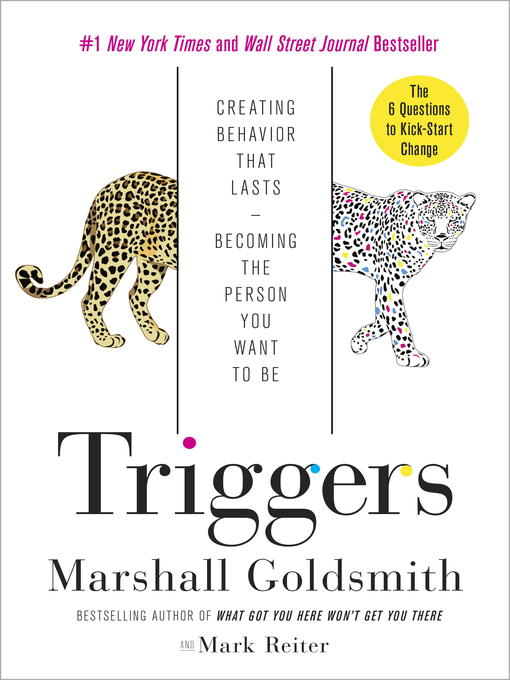 Title details for Triggers by Marshall Goldsmith - Wait list