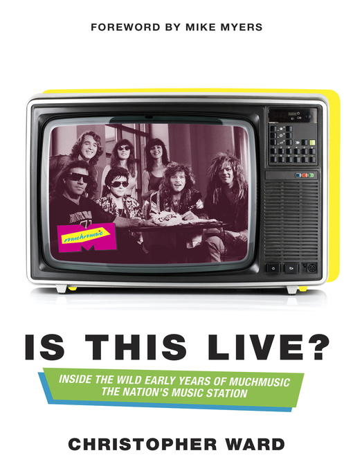 Title details for Is This Live? by Christopher Ward - Available