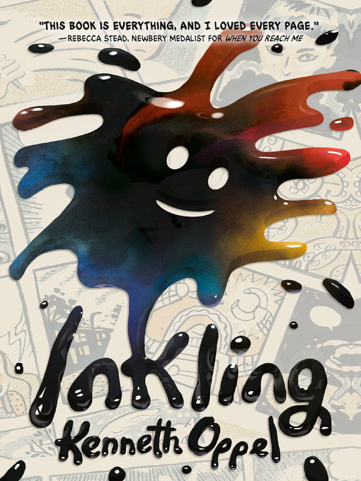 Title details for Inkling by Kenneth Oppel - Available