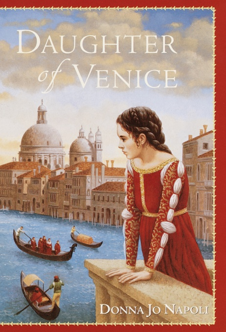 Cover image for Daughter of Venice
