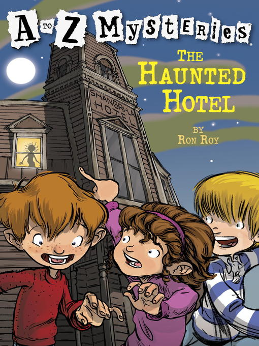 Title details for The Haunted Hotel by Ron Roy - Wait list