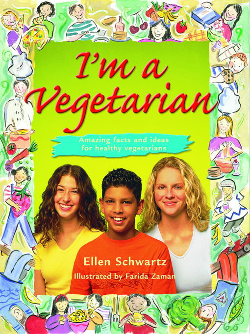 Title details for I'm a Vegetarian by Ellen Schwartz - Wait list