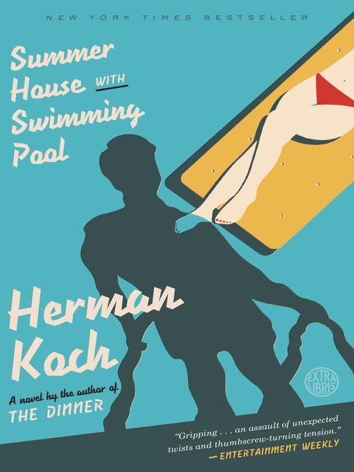 Title details for Summer House with Swimming Pool by Herman Koch - Wait list