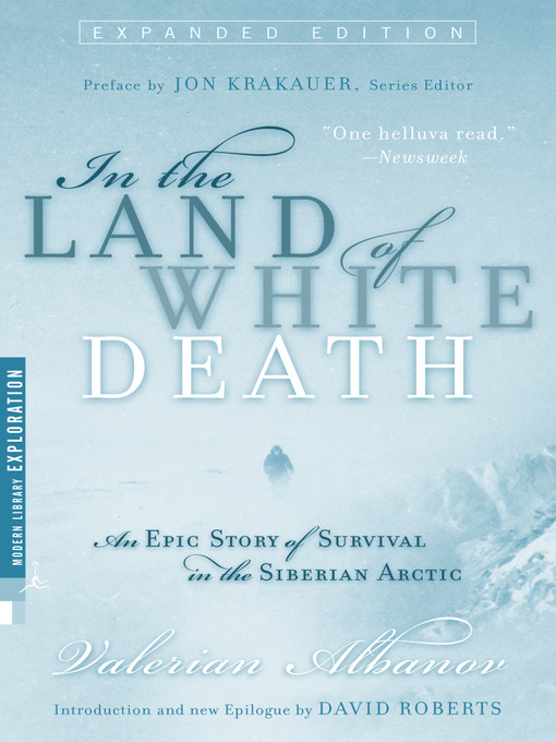Title details for In the Land of White Death by Valerian Albanov - Available