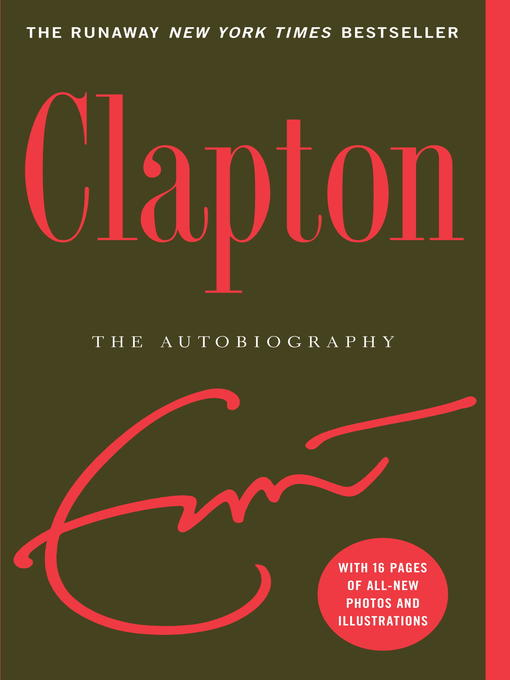 Title details for Clapton by Eric Clapton - Available