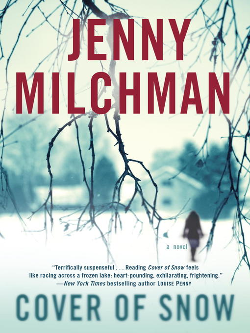 Title details for Cover of Snow by Jenny Milchman - Wait list