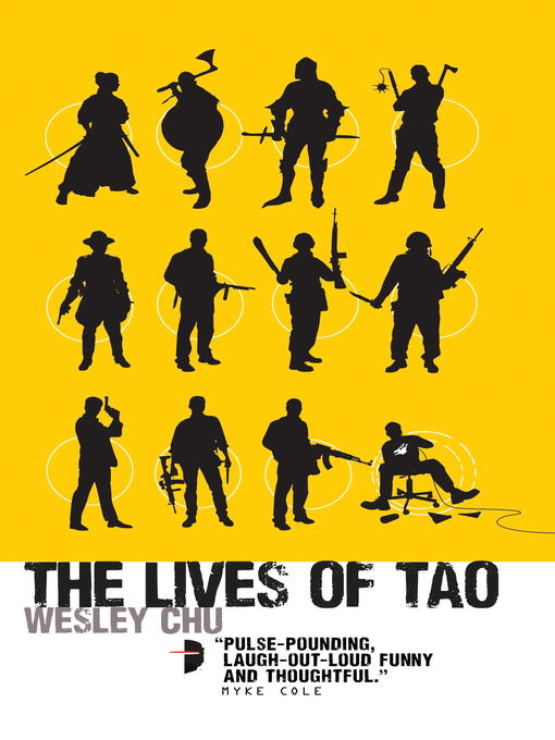 Cover of The Lives of Tao