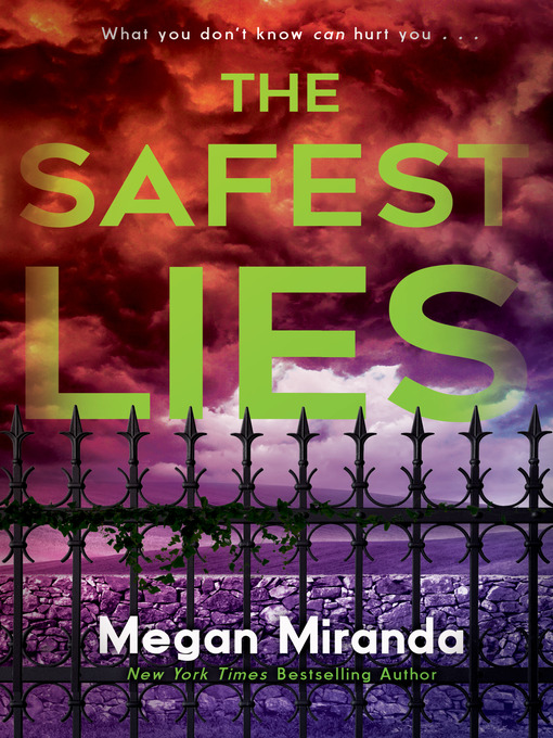 Cover image for The Safest Lies