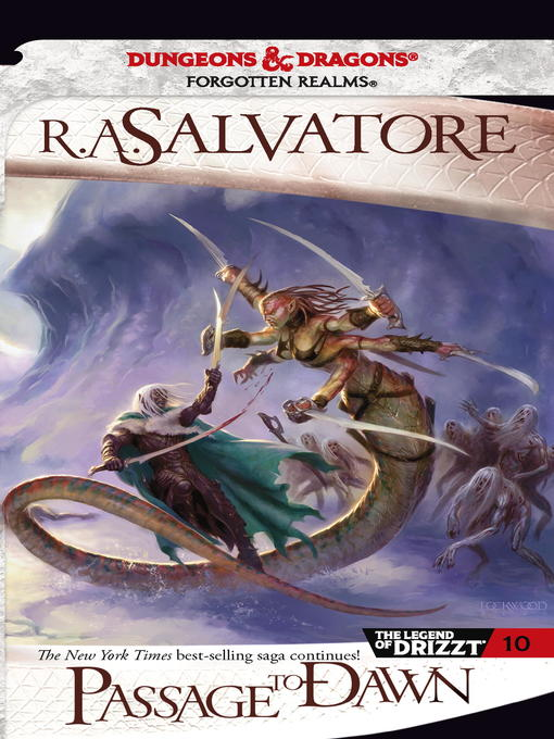 Title details for Passage to Dawn by R.A. Salvatore - Available