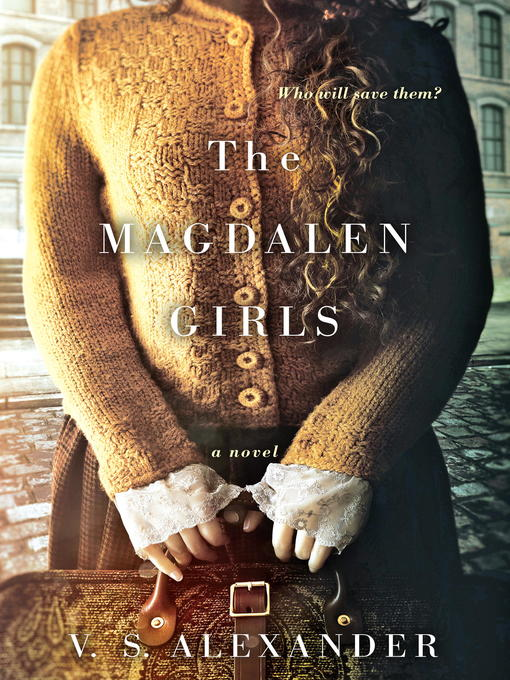 Cover of The Magdalen Girls