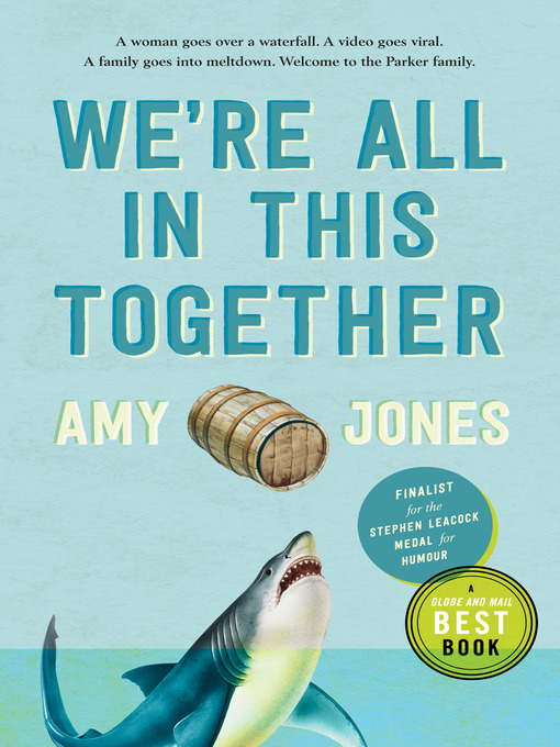 Title details for We're All in This Together by Amy Jones - Wait list
