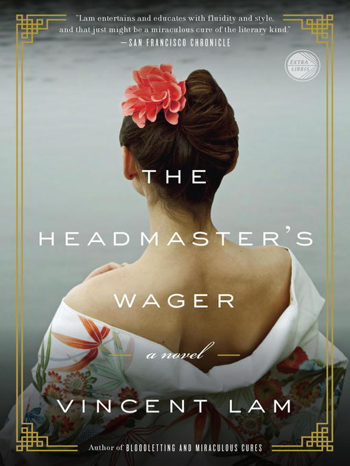 Title details for The Headmaster's Wager by Vincent Lam - Available