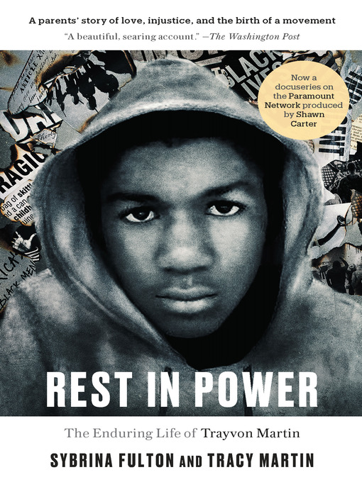 Title details for Rest in Power by Sybrina Fulton - Available