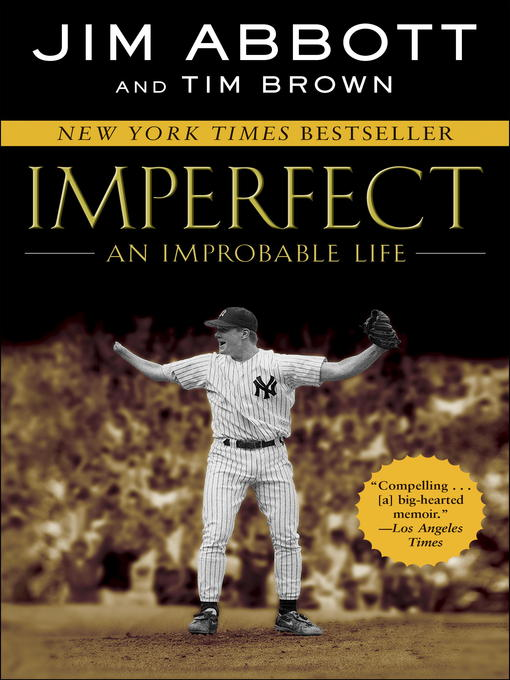 Title details for Imperfect by Jim Abbott - Available