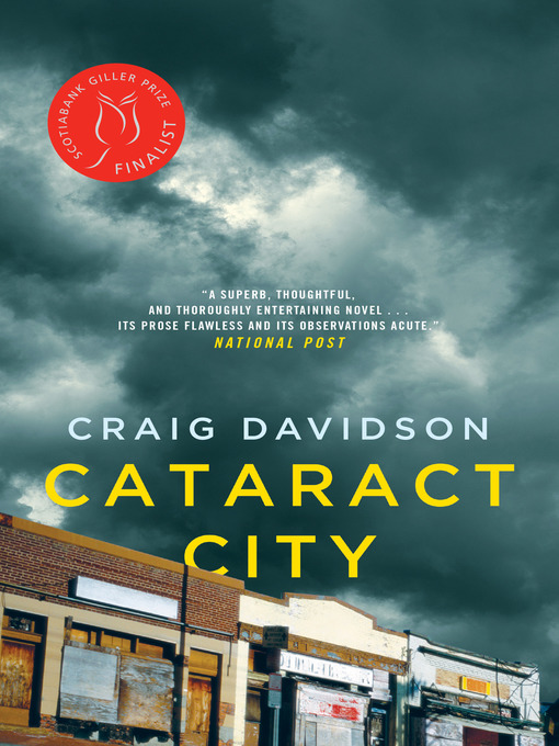 Title details for Cataract City by Craig Davidson - Available
