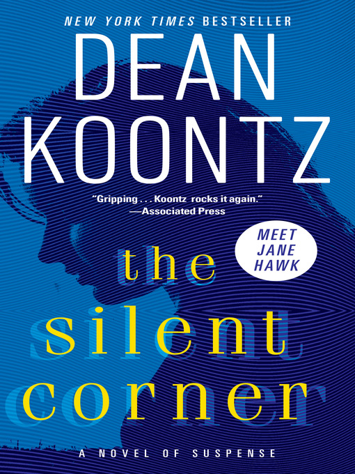 Title details for The Silent Corner by Dean Koontz - Wait list