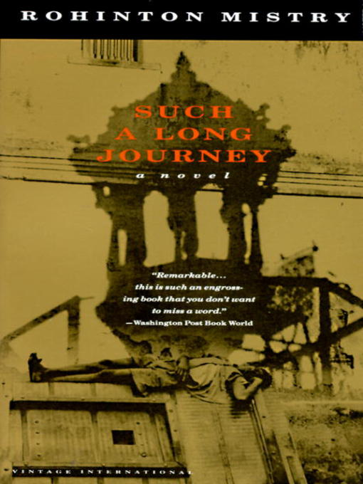 Cover of Such a Long Journey