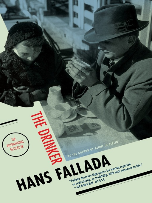 Title details for The Drinker by Hans Fallada - Available