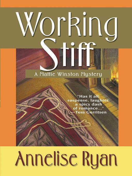 Title details for Working Stiff by Annelise Ryan - Available