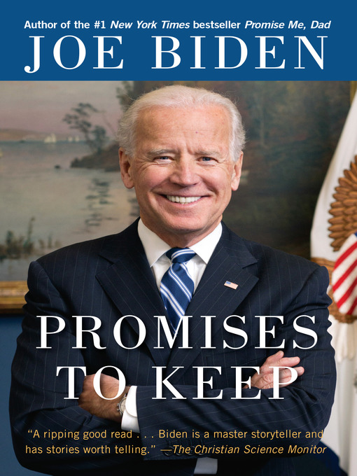Title details for Promises to Keep by Joe Biden - Available