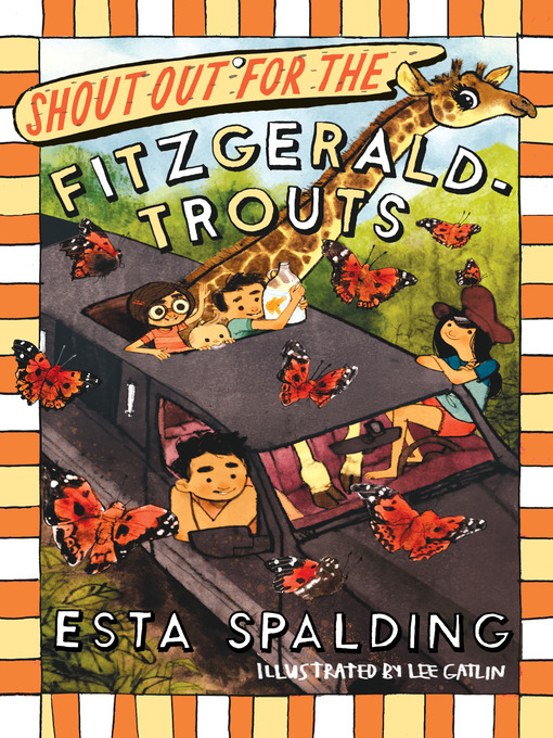 Title details for Shout Out for the Fitzgerald-Trouts by Esta Spalding - Available
