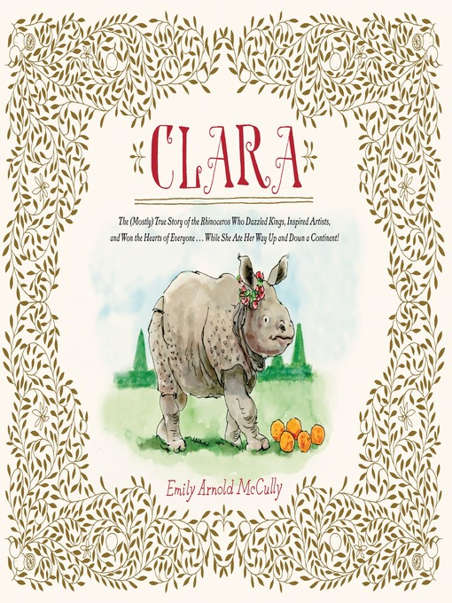 Title details for Clara by Emily Arnold McCully - Available