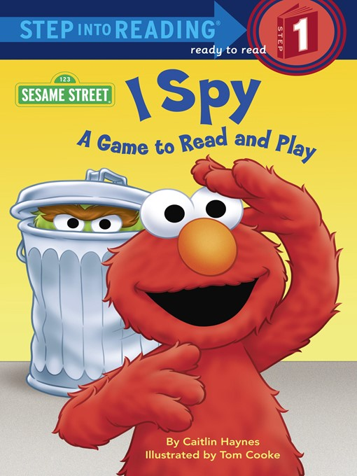 Cover of I Spy