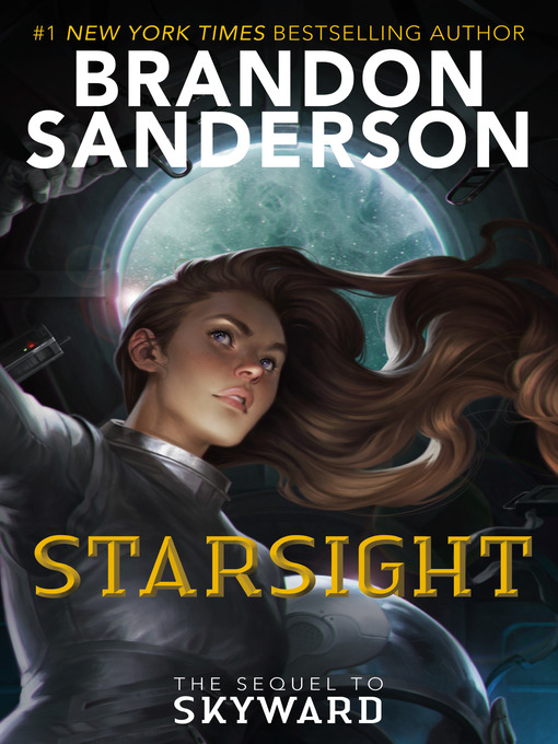 Title details for Starsight by Brandon Sanderson - Wait list